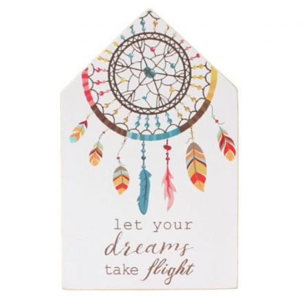 50% off House Shaped Dreamcatcher Sign